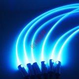 高亮12V金属头1.5W光源光纤LED光源金属外壳汽车氛围光纤光源蓝色