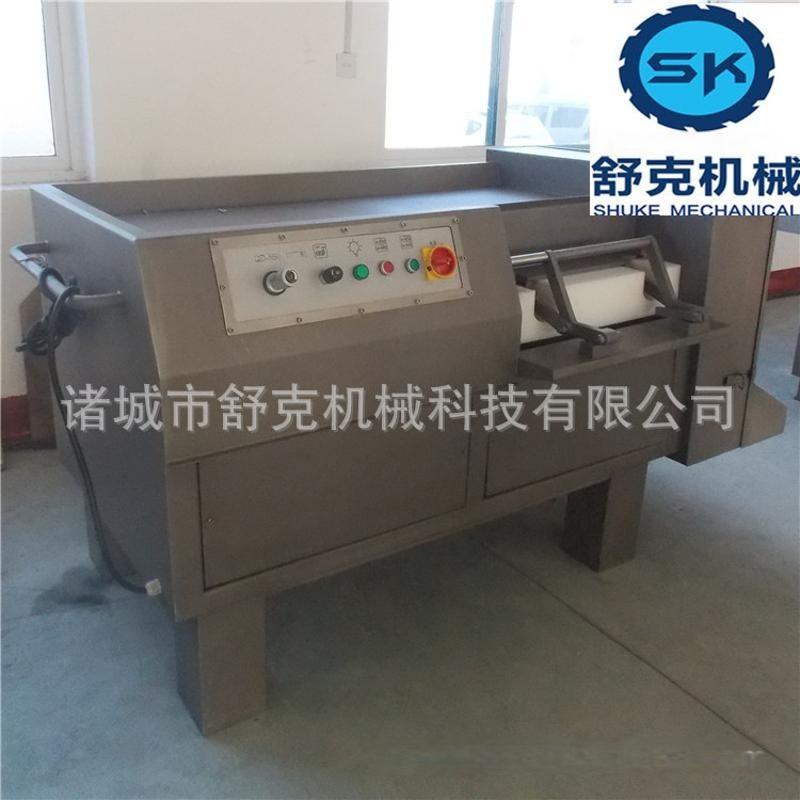 牛肉切条机,鲜牛肉切片机,冷冻牛肉切片机(QPJ-300)