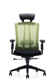 新款高品质网布办公椅热销(中班椅)'老板椅