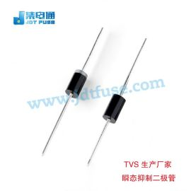1.5KE43A 瞬態抑制二極管 TVS插件二極管1500W 深圳 廠家直銷