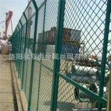 产地货源绿色围栏网 足球场围网学校围界护栏网
