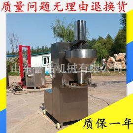 海鲜速冻鱼丸包芯丸子机 定制丸子成套蒸煮冷却流水线 肉丸机商用