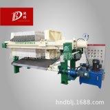 迪博厂家【高温高压】板框式污泥处理设备 板框自动压滤脱水机