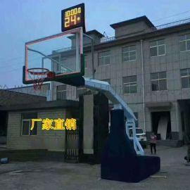 升降篮球架 遥控篮球架 手动升降篮球架
