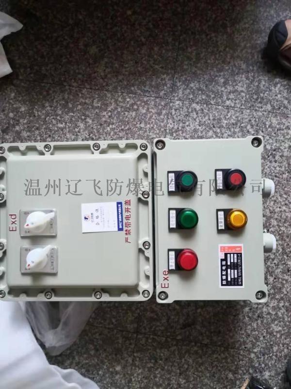 BQD53-12防爆电磁启动器