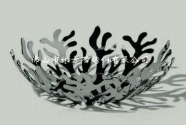 不鏽鋼創意果盤