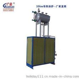 江苏瑞源 厂家直销【广益】 30KW一体式电加热导热油炉