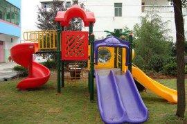 游乐设施组合滑梯