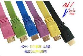 沃斯威电脑接电视连接数据线1.4版3D hdmi线 高清线