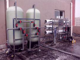 純水設備,電鍍去離子水設備,反滲透水處理設備