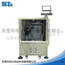 青島實時列印貼標籤設備廠家 SL-T-214尚立自動側面貼標籤機