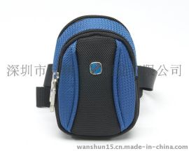 Cityshun  运动手腕手机包零钱钥匙配件包  休闲男女情侣包  手腕包