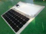 太阳能电池板 100w/12v 单晶硅