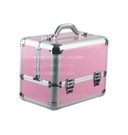 旭展铝箱铝盒化妆箱化妆盒珠宝首饰盒