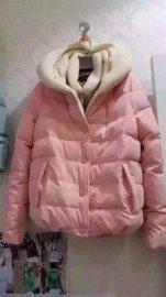 便宜男女秋冬装批发市场时尚纯棉羽绒服秋冬季童装批发