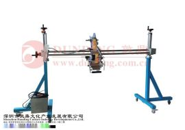广州番禺厂家研发设计生产DD-T500流水线包装盒/纸箱高速贴标头(龙门架式)