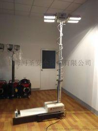 上海河聖大功率車載升降照明系統