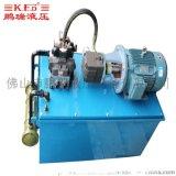 铝材拉直机液压站 液压系统 生产厂家 可按要求定做