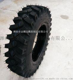 7.00(700-16)农用车辆 拖拉机 山地车辆轮胎 加密防滑人字胎