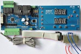 西莫斯特超稳定工业冷水机温度控制器电脑板控制板
