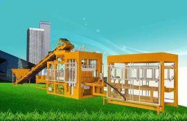 供应水泥制砖机-全自动免烧环保砖机-12-15液压砌块成型机