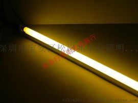 T5防紫外线灯管 黄灯管 无尘灯管