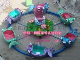 荥阳三和供应安全美观的儿童游乐设备鲤鱼跳龙门