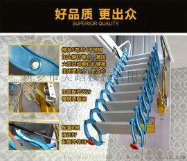 扬州复式楼电动楼梯厂家