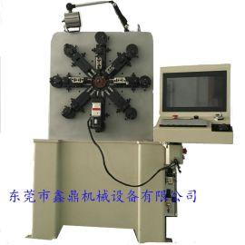 无凸轮10轴电脑弹簧机XDW-1020机