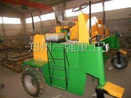 行走式翻堆机小型活动式翻堆机 中小型研制厂配套有机肥发酵设备