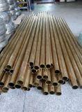 现货供应H63黄铜管 环保黄铜管 无铅黄铜管 订做黄铜毛细管