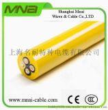 耐腐蚀防海水电缆 高分子聚氨酯护套
