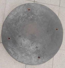dn450橡胶塞江西南昌厂家直销球磨机进出料口耐磨防水密封盖子定制各种异形橡胶件