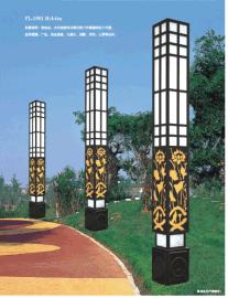 仿云石景观灯 仿云石庭院灯 工程景观灯 云石灯品牌 森隆堡灯饰