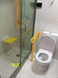 供应走廊尼龙扶手 老人扶手厕所扶手 厂家直销