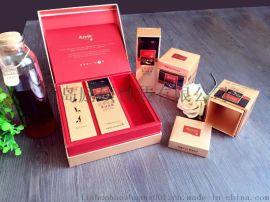 山东精美纸盒烫金烫银包装盒印刷制作**卡片PP包装塑料盒印刷加工
