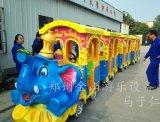 兒童遊樂設備 軌道火車/大象海洋軌道火車價格/軌道火車廠家