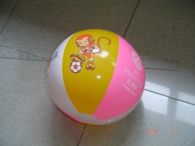 沙滩球,充气玩具,充气球(W309)