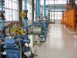 亚临界溶剂油萃取成套设备
