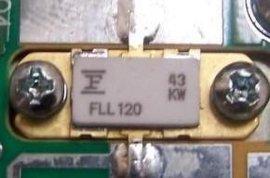 射频微波元器件(FLL101, FLL107)