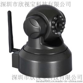 无线机器人监控 高清 wifi远程云台 无线网络监控摄像机  云台数字机器人 无线摇头机