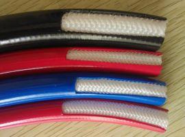 光阳全编织PVC高压空气软管