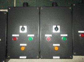 三防操作柱FZC-S-B2K2G,2表(200/5)2开关挂式操作箱