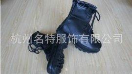 卫生应急救援靴子 黑色救援靴 鞋子