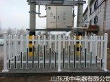 變壓器圍欄 PVC塑鋼圍欄 隔離護欄 廠家