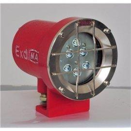 DGE12/24L(A)隔爆型掘进机LED灯