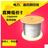 厂家直供7/1.8镀锌钢绞线,质量达标,价格优惠