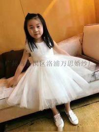 儿童礼服公主裙儿童生日,表演裙
