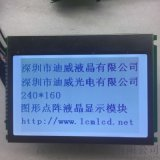 240160液晶显示屏LCD模块兼容拓普微LM240160K ST7586S芯片