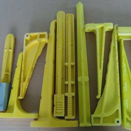 玻璃钢电缆支架 螺钉式托架支架 模压复合材料支架